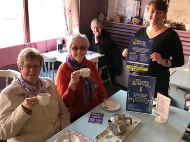 The Ridge Rooms & Chatty Cafe Scheme