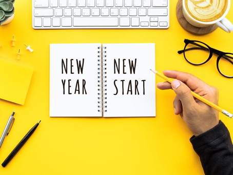 Hypnotherapy to aid with 2021 New Year's Resolutions