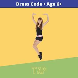 Tap Dress Code.png
