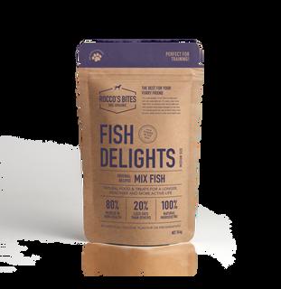 Mix Fish Dog Food