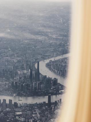 RAINY NIGHT IN SHANGHAI