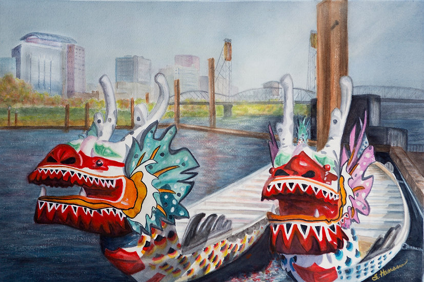 Portland River Dragons