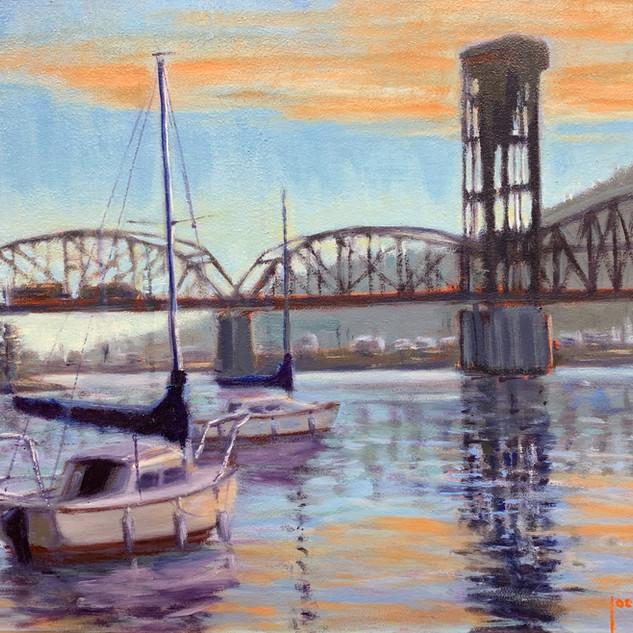 Willamette Bridge 1