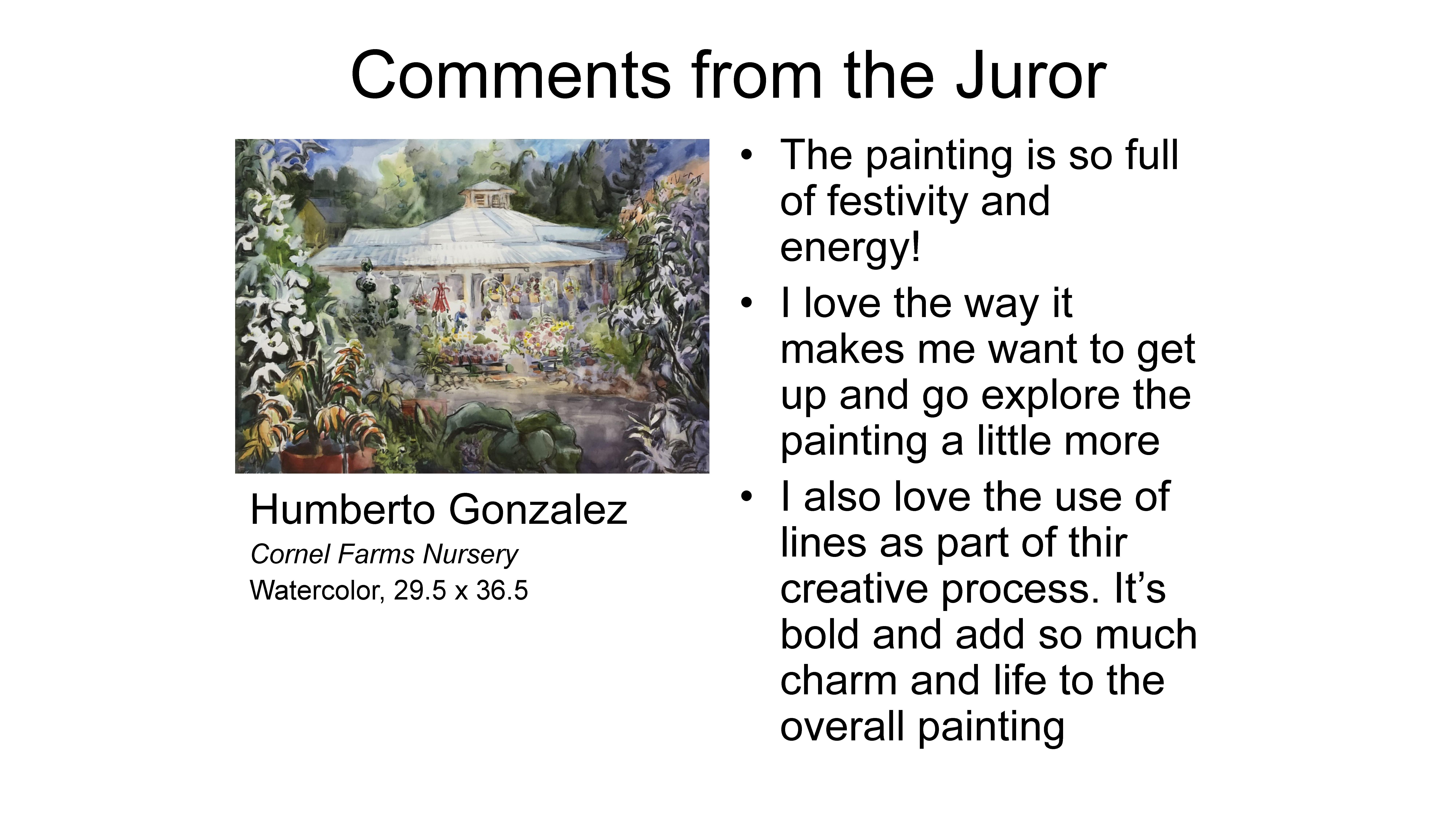 Artistic Merit
