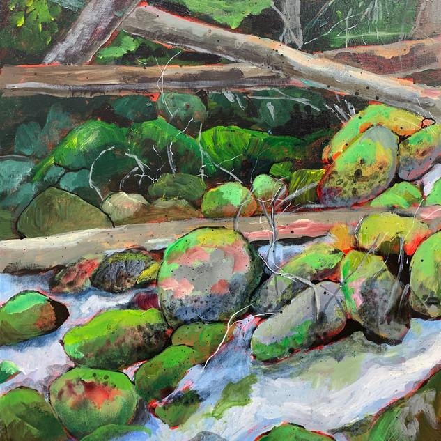 Santiam River II