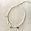 Thumbnail: PEARL NECKLACE / 5 CHARMS