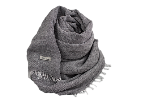 Basic Scarf / Grey