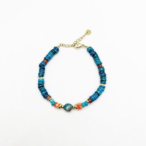 BRACELET CALI/BLUE