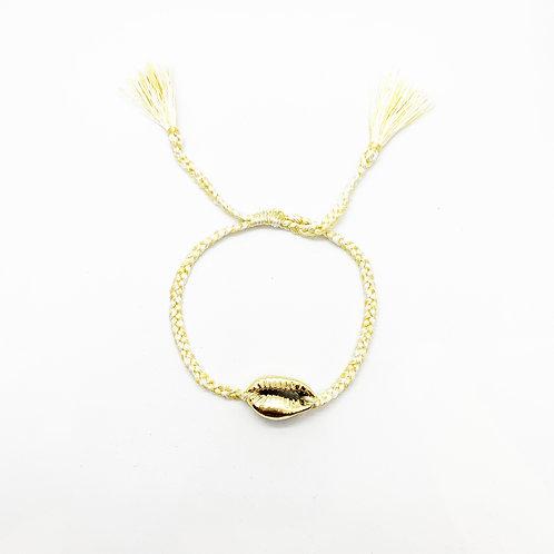 CAURI BRACELET / GOLD