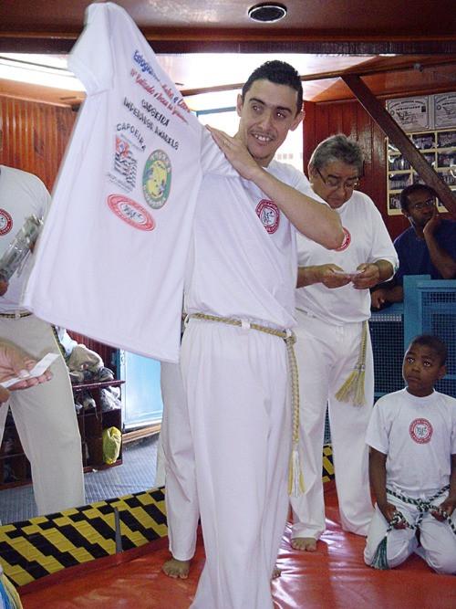 15º Batizado e Troca de Graduação Instrutor Ananias