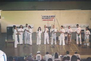1º Festival de Música - Grupo Angolinha