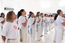 1º Encontro Feminino - Grupo Angolinha
