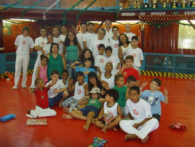Confraternização 2009