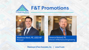 F&T Promotions: Matthew Merli & Terence Boland