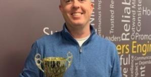 Congratulations Mark Rowlenson: F&T January  People's Cup award!
