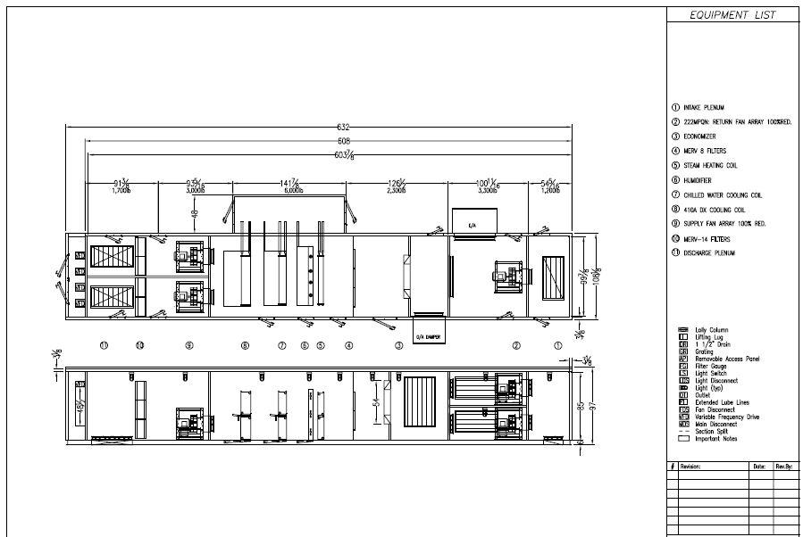 Planning for the Unknown – Maximum Adaptability in Patient Floor HVAC Design