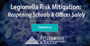 Legionella Risk Mitigation: Reopening Schools and Offices Safely
