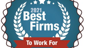 F&T named 2021 Best Firm to Work For by Zweig White!