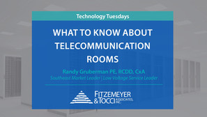 What to Know About Telecommunication Rooms