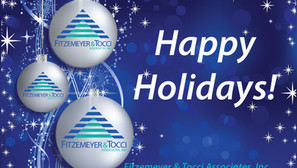 Happy Holidays from F&T!