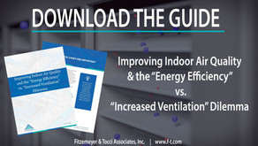 """Improving Indoor Air Quality and the """"Energy Efficiency"""" vs. """"Increased Ventilation"""" Dilemma"""