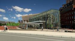 MBTA Government Center Rendering (Courte