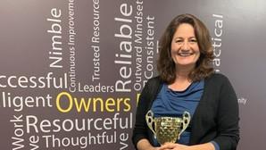 Congrats September F&T People's Cup Winner: Shannon Larkin!