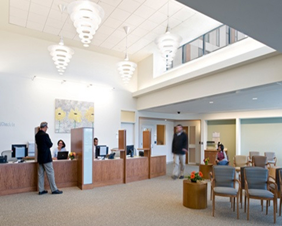 MGH North Shore Outpatient - Waiting Room