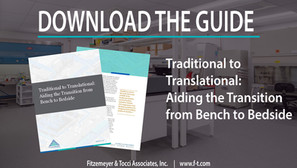 Traditional to Translational: Aiding the Transition from Bench to Bedside