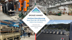 F&T Wins ACEC/MA 2021 Engineering Excellence Award