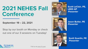 2021 Fall NEHES Conference
