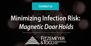 Minimizing Infection Risk: Magnetic Door Holds