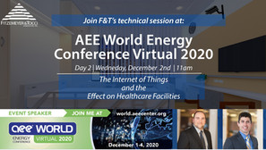 AEE World Energy Conference Virtual 2020