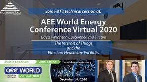 AEE World Energy Conference Virtual 2020