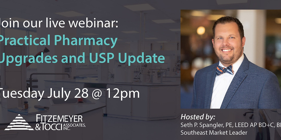 Practical Pharmacy Upgrades and USP Update