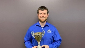 Congrats Steven Southard, F&T's April People's Cup Winner!