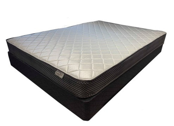 Solstice Aberdeen Plush Mattress Set