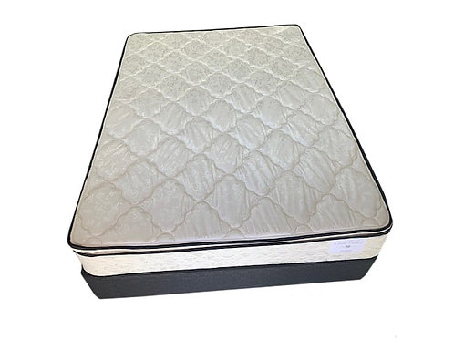 Twin Mattress Comfort Pillow top 9 inches