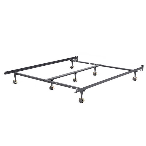 Frame for box spring
