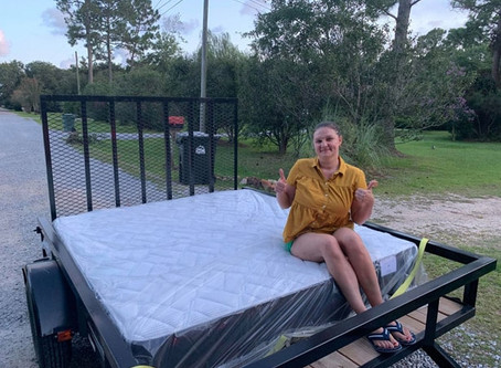 Countryside Mattress delivery - beautiful view and amazing people!