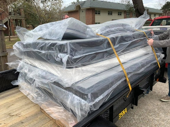 Mattress sets are ready to go in Gulf Breeze Florida!