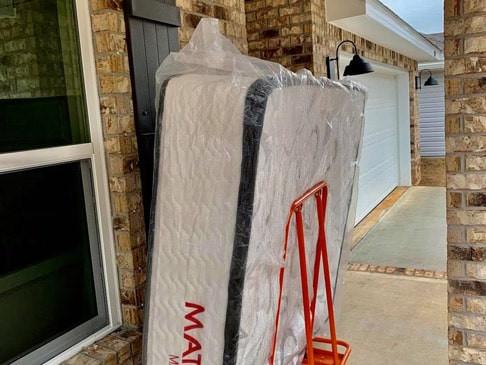Mattress delivered in Pensacola, Fl