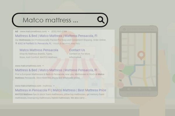 Find you local Matco Mattress store in Pensacola, Fl