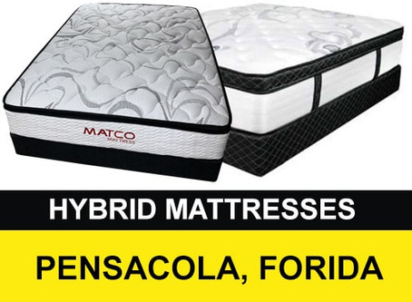 Hybrid mattress Sale near you - Pensacola, Fl