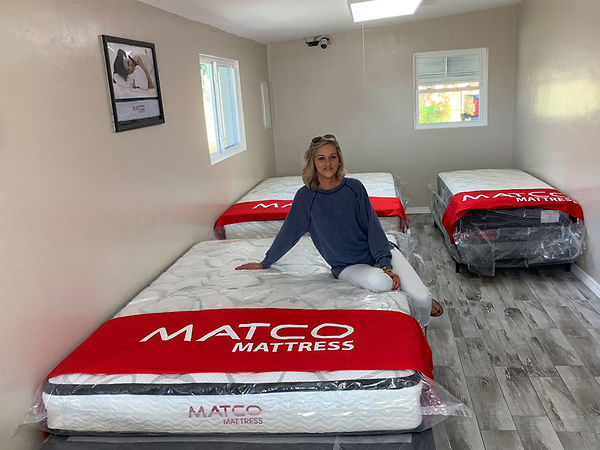 Mattress Giveaway Winner - Pensacola, Fl