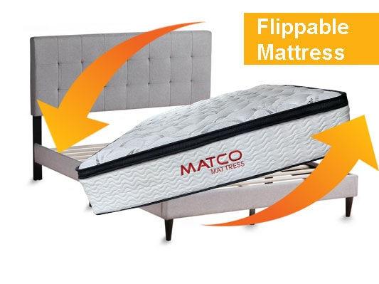 Flippable Mattress