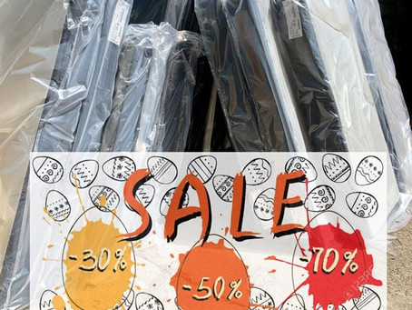 Easter sale still going on at Matco Mattress store!