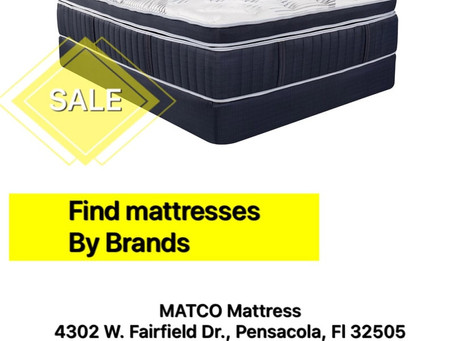 Find mattresses by brands