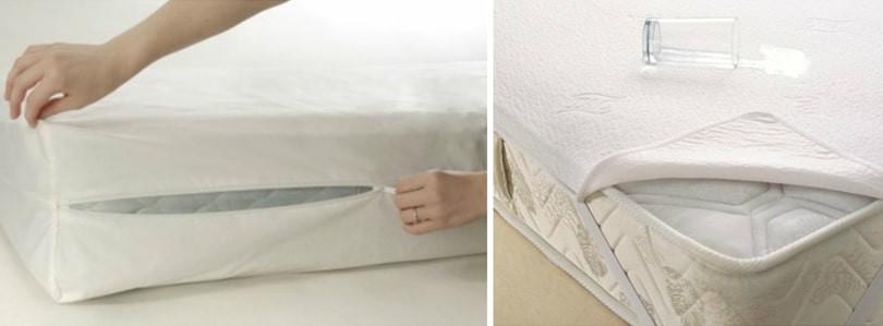 Huse de protectie pentru saltelele ortopedice