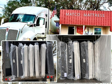New day, new mattress models in stock at our mattress store in Pensacola!